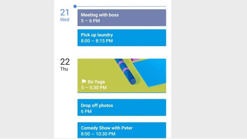 Google Goals – puțină dezvoltare personală de la Google