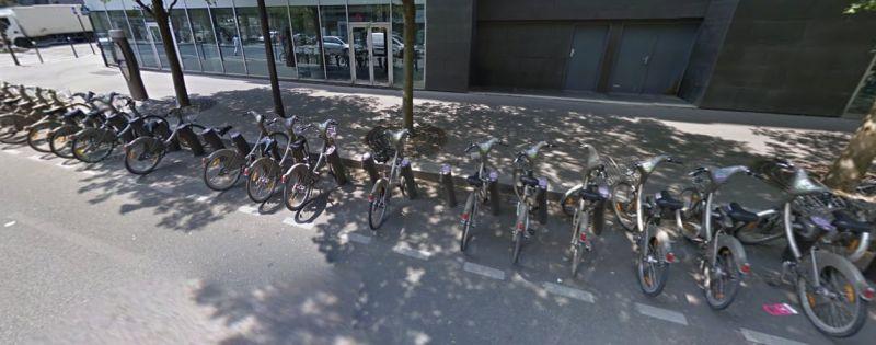 velib paris biciclete afacere